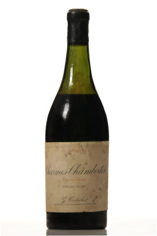 Charmes Chambertin Tortochot 1964 low-0