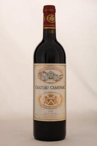 Camensac 1998 Case of 12 btl.-0