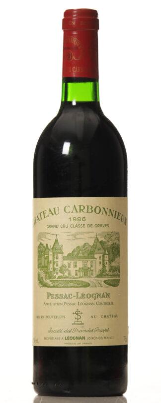 Carbonnieux 1986 -0