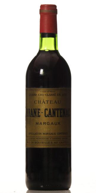 Brane Cantenac 1980-0