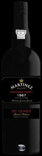 Martinez Vintage Port 1967-0
