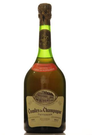 Taittinger Comtes de Champagne 1966 -0