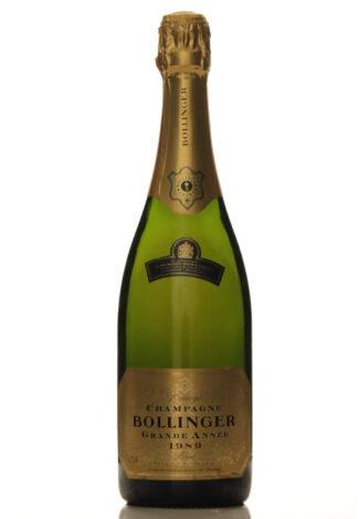 Bollinger Grande Annee 1989-0