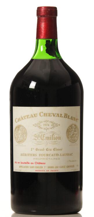 Cheval Blanc 1974 Double Magnum 3L-0