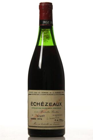 Echezeaux 1973 Domaine de la Romanee Conti-0