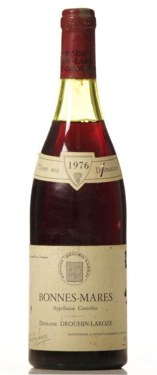 Bonnes Mares 1976 Drouhin Laroze Grand Cru-0