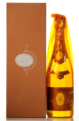 Louis Roederer Cristal Rose 2005 Giftbox-0