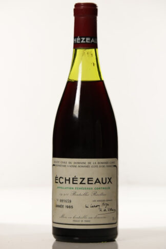 Echezeaux Domaine Romanee Conti 1985-0