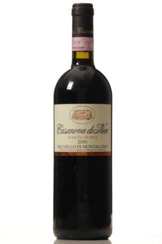 Casanova di Neri 2000 Tenute Nuova Brunello di Montalcino -0