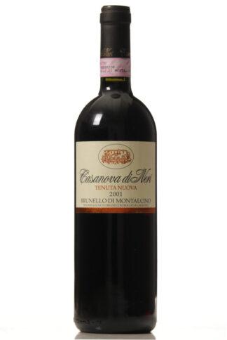 Casanova di Neri 2001 Tenute Nuova Brunello di Montalcino -0