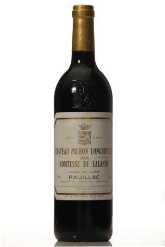Pichon Longueville Comtesse de Lalande 1996-0