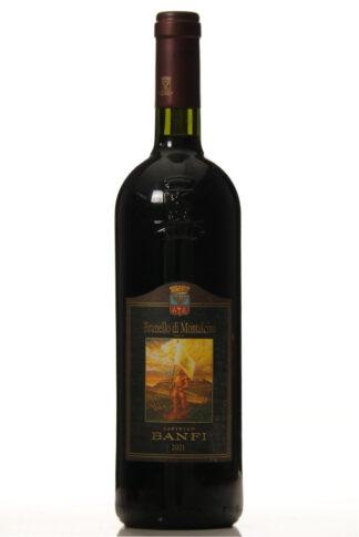 Castello Banfi 2001 Brunello di Montalcino-0