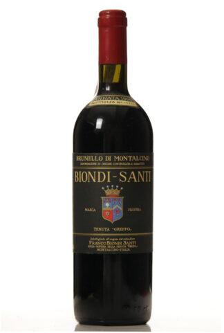 Biondi Santi Annata 1996 Brunello di Montalcino-0