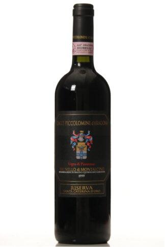 Ciacci Piccolomini d'Aragona 1999 Pianrosso Reserva-0