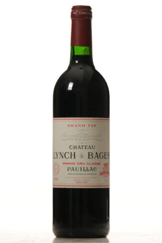 Lynch bages 1995-0