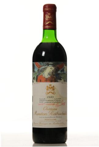 Mouton Rothschild 1985 sl-0