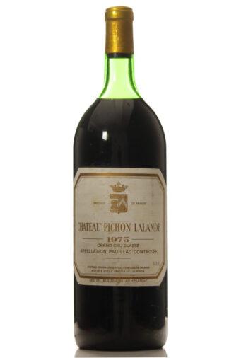 Pichon Longueville Comtesse de Lalande 1975 Magnum-0