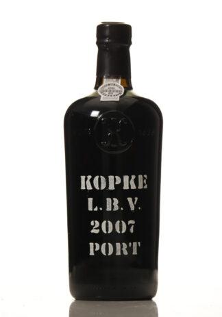 Kopke Late Bottled Vintage Port 2007-0