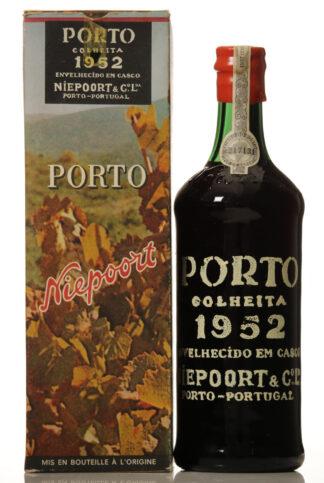 Niepoort Colheita 1952 Giftbox-0