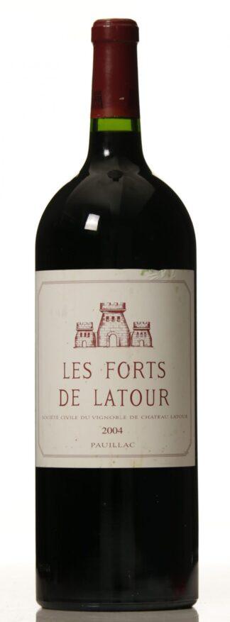 Les Forts de Latour 2004 Magnum-0