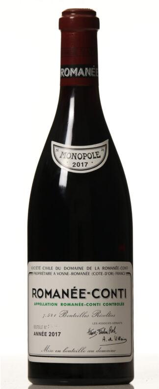 Romanée Conti 2017 Domaine de la Romanée Conti-0