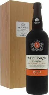 Taylor's Single Harvest Port 1970 Case of 1 btl.-0