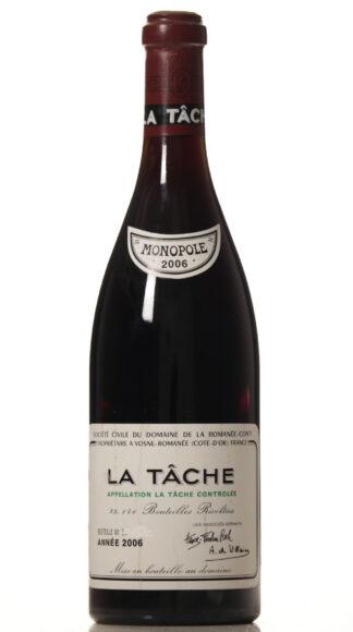 Domaine de la Romanee Conti La Tache 2006 Monopole-0
