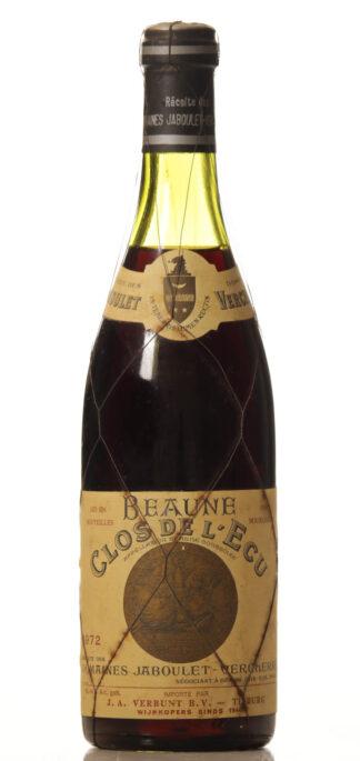 Jaboulet-Vercherre Clos de l'Ecu 1972-0