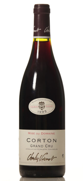 Corton 1995 Charles Vienot-0