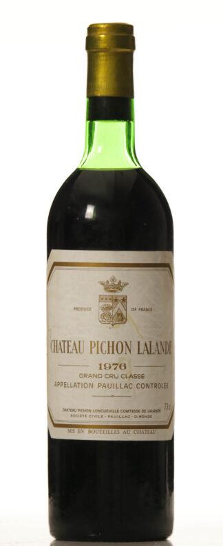 Pichon Longueville Comtesse de Lalande 1976-0