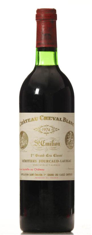 Cheval Blanc 1974 base neck-0
