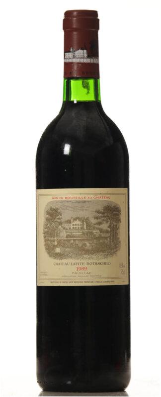 Lafite Rothschild 1989-0